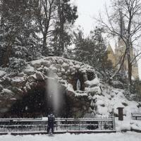 That Remarkable Photo from the Grotto at Notre Dame (Part 1)